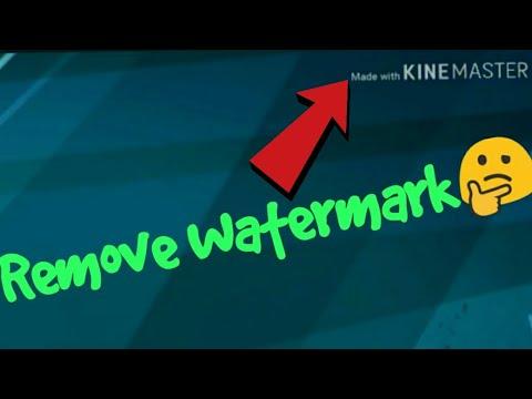 Remove Kinemaster Watermark FREE 2019 LEGALLY