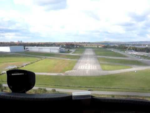 Landing In Rockcliffe