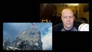 Фильм Грозовые ворота& Любэ Давай за жизнь Trailer Reaction