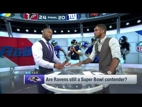 Baltimore Ravens and the NFC East | Michael Robinson and Nate Burleson | NFL Total Access