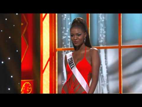 Israel - TITI  AYANAW - Miss Universe 2013 Preliminary Competition [HD]