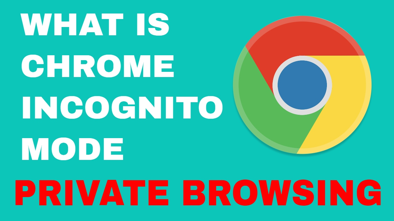 what is incognito window || what is incognito mode || what is
