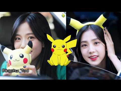 Believe Me, Jisoo Is Pikachu | BLACKPINK CUTE & FUNNY MOMENTS