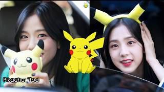 Believe Me, Jisoo is Pikachu   BLACKPINK CUTE & FUNNY MOMENTS