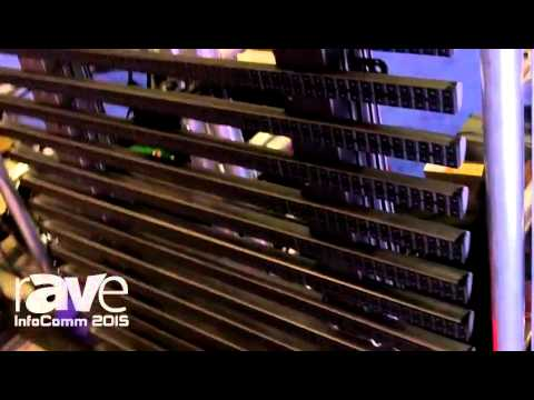 InfoComm 2015: CreateLED Exhibits Airblade LED Display