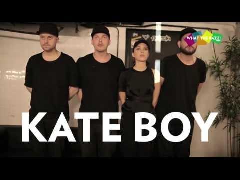 KATE BOY @ Razzmatazz Clubs