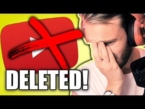 DELETED VIDEOS