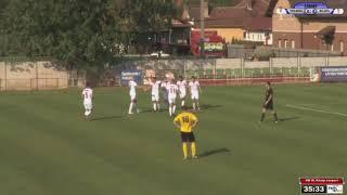 Fura gól az MB3-ból a Vecsés - Szekszárd meccsen
