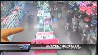 UPDATE: Walmart Child Predator Arrested