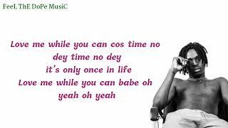 fireboy-dml-need-you-lyrics