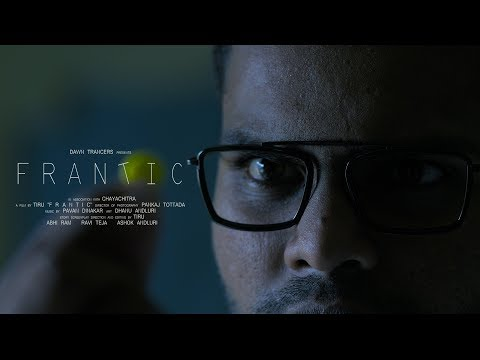 Frantic short film by Tiru