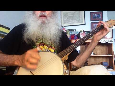 Hey, Nobody Is Watching My Channel Anymore So Now It Is A BANJO CHANNEL!