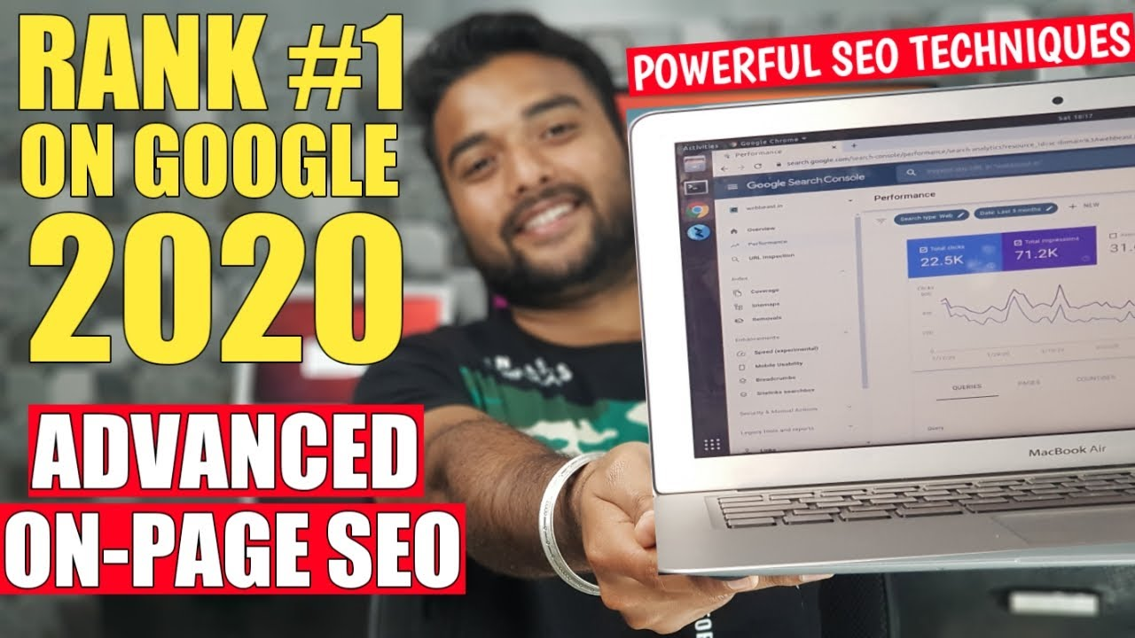 Advanced ON Page SEO - How to Rank No 1 On Google | SEO Tutorial 2020 in Hindi