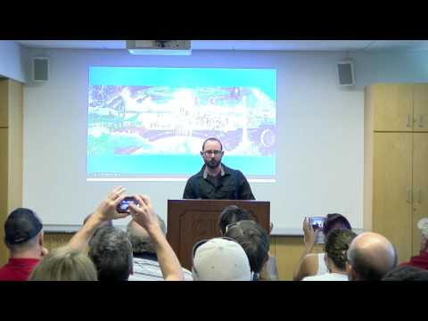 Christoper Jannette - Terraforming - 19th Annual International Mars Society Convention