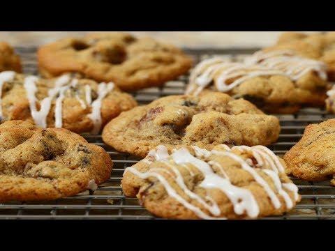 Hermit Cookies Recipe Demonstration - Joyofbaking.com