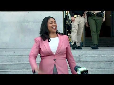 San Francisco Mayor-Elect London Breed Outlines Vision for the City
