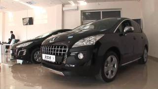видео В Саратове открылся новый дилер Peugeot и Citroen