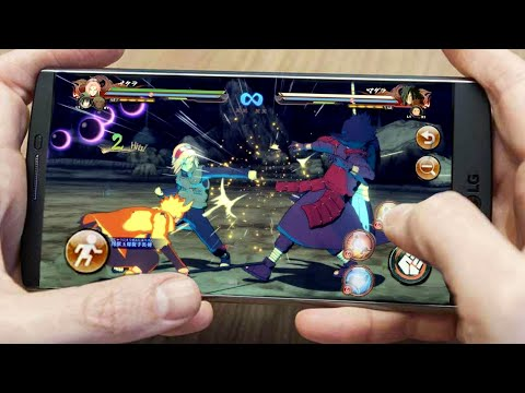 Top 5 Game Naruto Android Offline / Online Terbaik 2019 | Download Best Games Boruto For Mobile