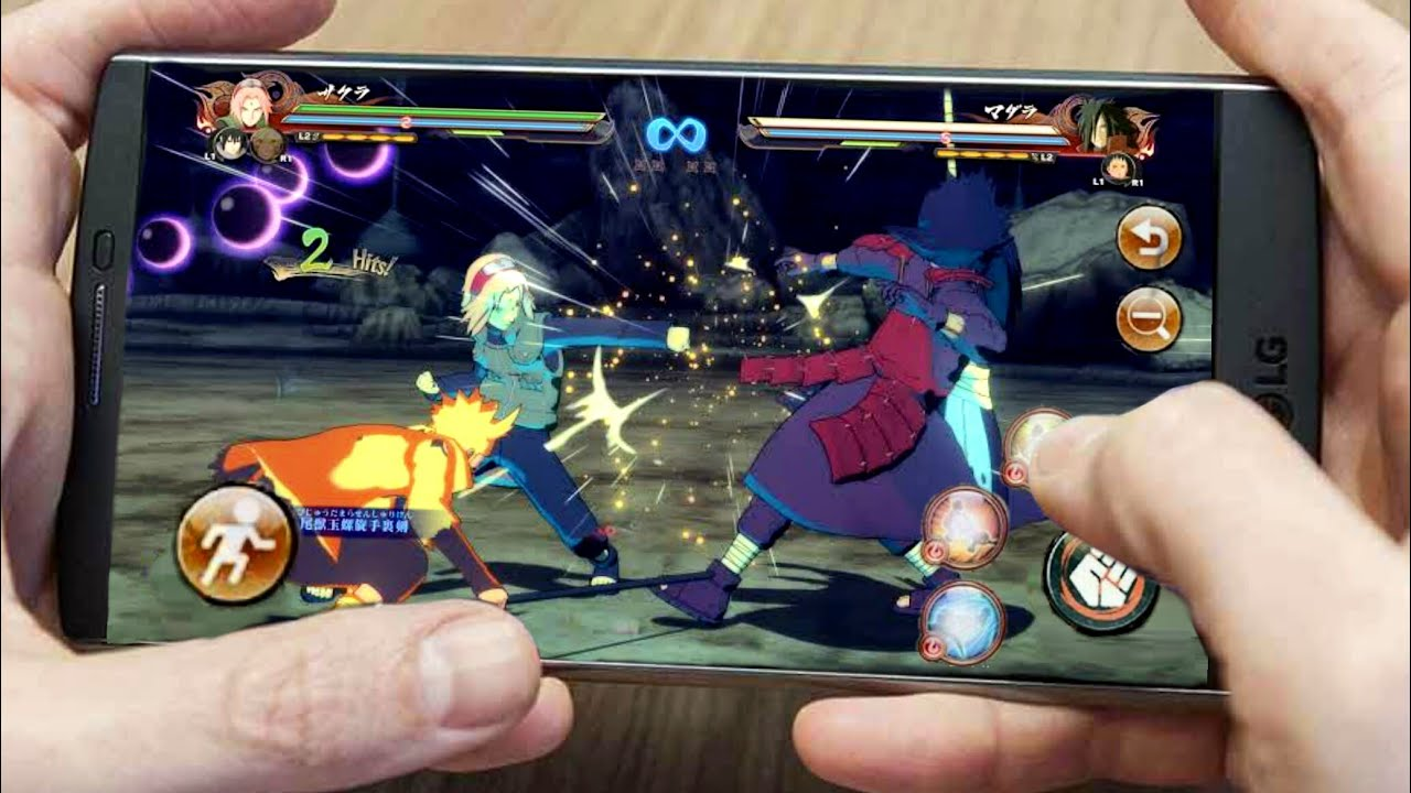 Top 5 Game Naruto Android Offline / Online Terbaik 2019   Download Best Games Boruto for Mobile