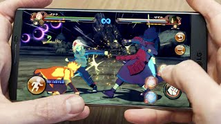 Gambar cover Top 5 Game Naruto Android Offline / Online Terbaik 2019 | Download Best Games Boruto for Mobile