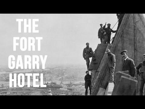 The Fort Garry Hotel - Winnipeg, Manitoba