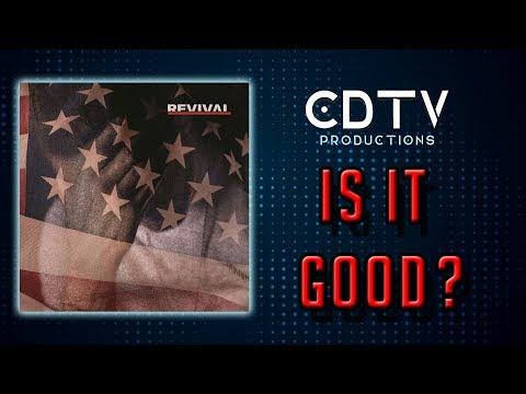 """Eminem """"Revival"""" Album Review - IS IT GOOD?"""