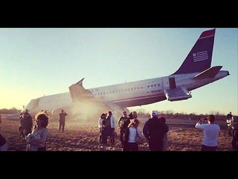 US Airways 1702 Accident - ATC Recording