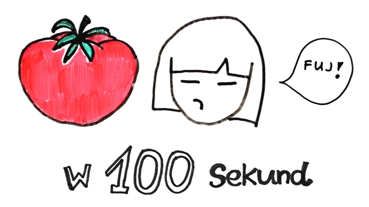 Czy ze smakiem pomidorów coś jest nie tak?