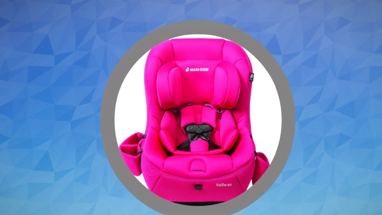 Girl Convertible Car Seat Maxi Cosi Vello 65