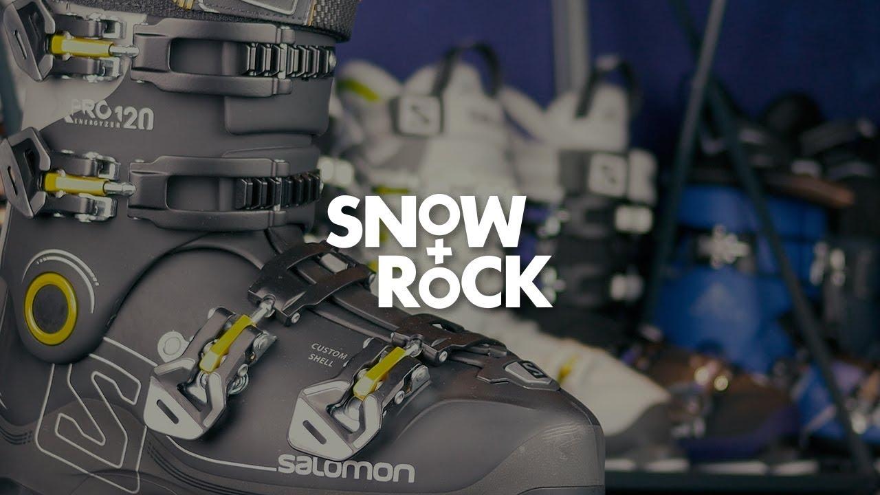 attraktiver Stil beste Turnschuhe neueste trends von 2019 Salomon X-Pro 120 Ski Boot Overview by Snow+Rock