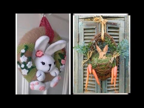 150 Unique DIY Easter Bunny Decoration Ideas To Amaze Your Spring Guests