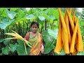 Kachu Fuler Pakora Delicious Village Recipe (Arum Flower Pakora)
