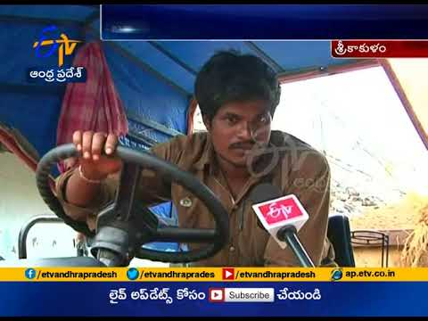 Illegal Sand Mafia | Grips Srikakulam District | Due to Inept Officials