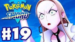 Oleana at Rose Tower! - Pokemon Sword and Shield - Gameplay Walkthrough Part 19