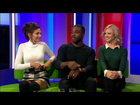 Ore Oduba & Joanne Clifton Strictly Come Dancing WINNERS  Interview & Michelle Keegan
