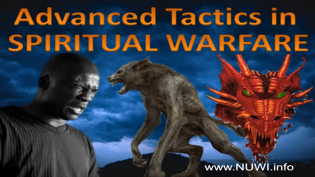 How satan stops our prayers, Combat in the Heavenly Realm