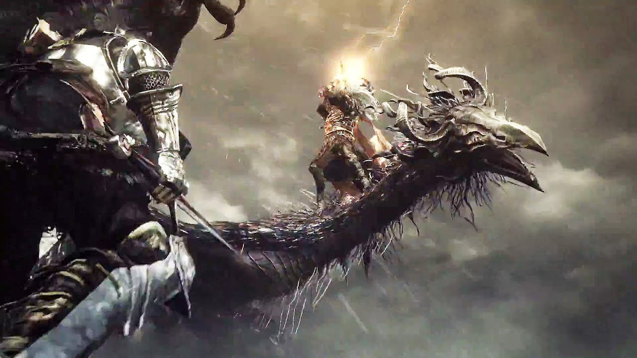 DARK SOULS 3 Launch Trailer PS4 Xbox One