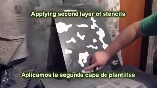 Camouflage tutorial - Subtitulado español [HD]