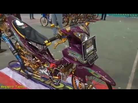 Galeri Kontes Modifikasi Motor Indonesia Menjelang 2019