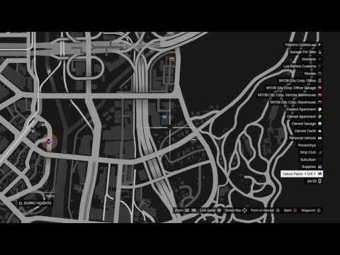 GTA 5 - Gunrunning resupply - Rival Operation at Rancho Water and Power
