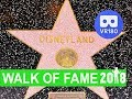 VR180 Hollywood Walk of Fame - TCL, Dolby Theatre & Stars 2018