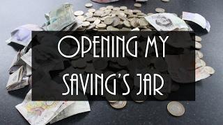 Opening My Saving's Jar   Naomi Sophia