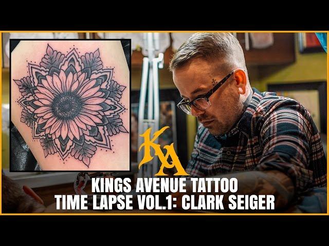 Clark Seiger: Tattoo Time Lapse Vol. 1