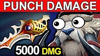 5000+ DAMAGE TUSK DOTA 2 PATCH 7.06 NEW META PRO GAMEPLAY