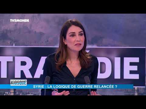Intégrale Kiosque du 25/02/18 : SYRIE / TRUDEAU EN INDE / ARMES AUX ÉTATS-UNIS / WAUQUIEZ