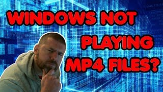 Windows 10 Not Playing MP4 Files | Format Not Supported | Codec Not Installed