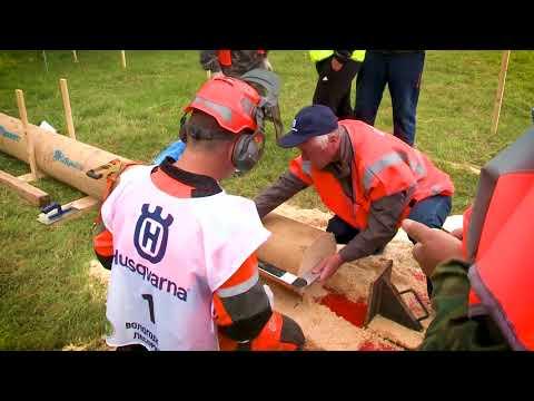Отборочный этап чемпионата России «Лесоруб» прошел в Вологодской области