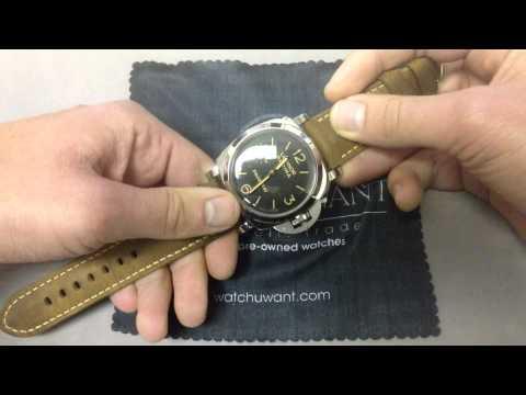 Panerai Luminor Marina 1950 3 Days PAM00422 Luxury Watch Review
