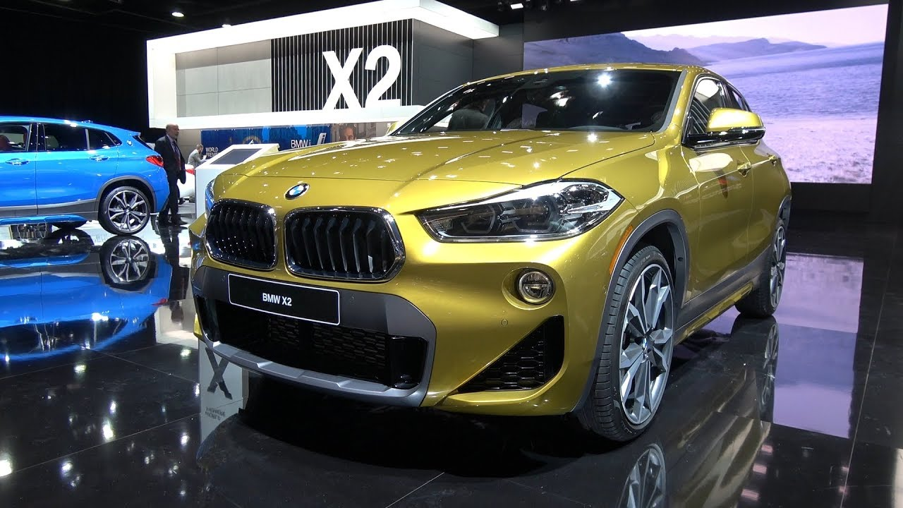 2019 bmw x2 xdrive 28i m sport world premiere 2018. Black Bedroom Furniture Sets. Home Design Ideas