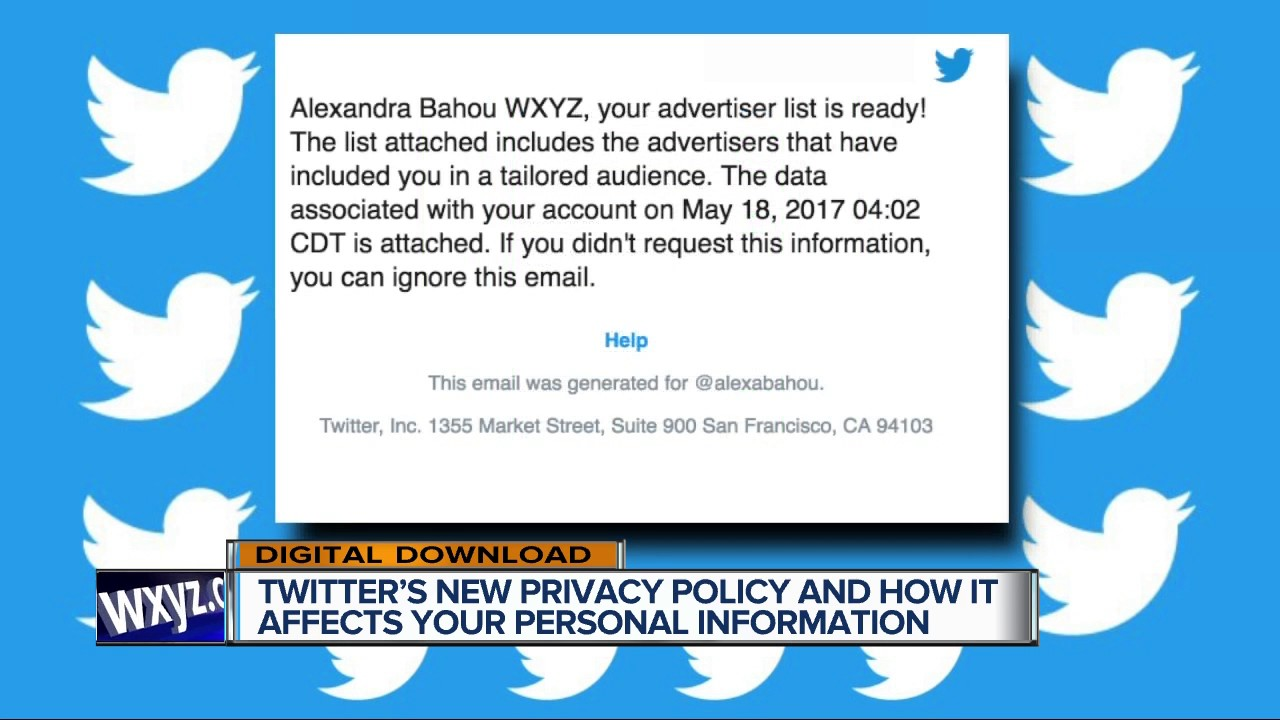 What you should know about Twitter's privacy policy change